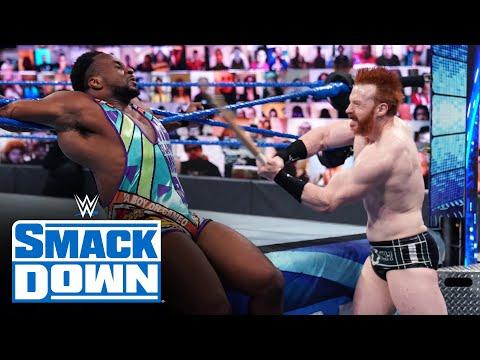 Big E vs. Sheamus – Falls Count Anywhere Match: SmackDown, Oct. 9, 2020