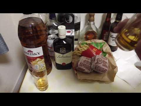 バランタインファイネスト VS トップバリュ製ウィスキー 64食目