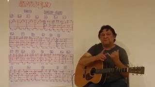 Fingerstyle Guitar Lesson #135: HALLELUJAH (Leonard Cohen)