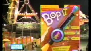 Hasbro Bopit Game Commericial 1997