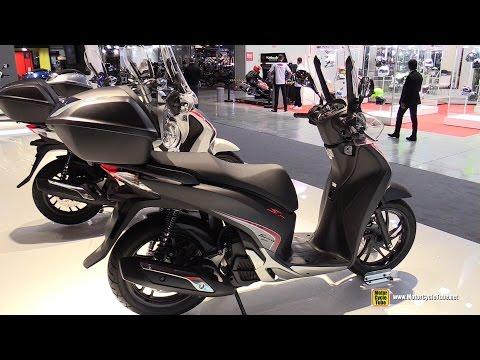 2016 Honda SH125i ABS Scooter