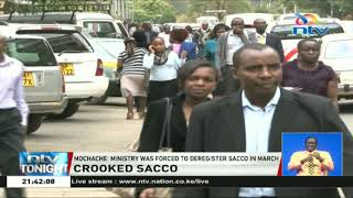 EKEZA SACCO members accuse managers of embezzling their funds