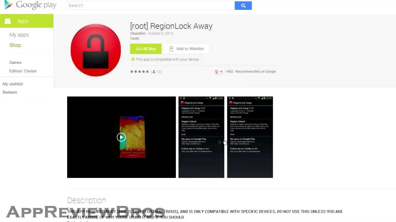Samsung Galaxy Note 3 Region Lock Fix by Chainfire [ROOT]
