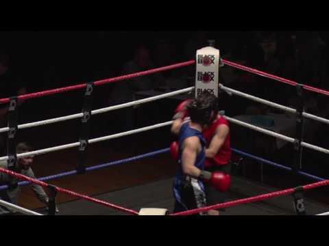 Rocky Umar V Kevin Nelson WCBE Area Title | Preston v Chorley | 18th March