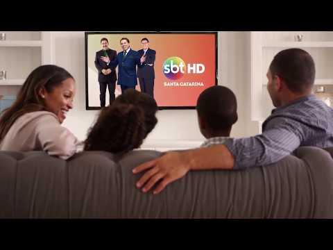 SBT Santa Catarina a TV da sua Família