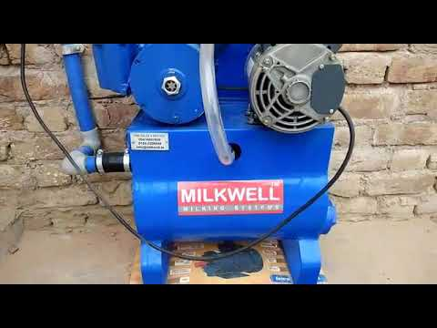 Cow/ Buffalo Milking Machine By Milkwell Milking Systems, Karnal , India.To Buy Contact @ 9416003826