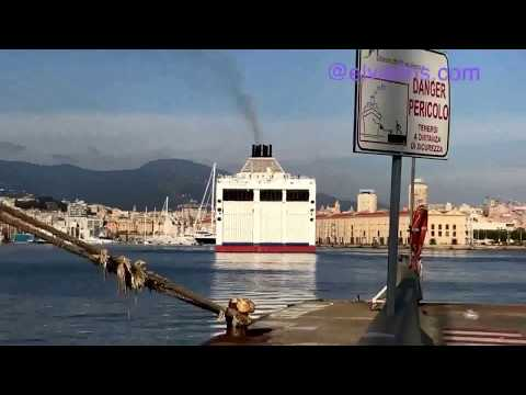 How to Travel by Land from Austria to Palermo Italy
