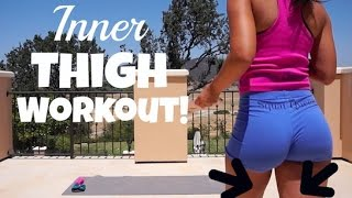 Inner Thigh Workout!