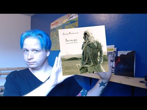 """NuReview: Gary Numan """"Savage (Songs From A Broken World)"""" Album Review"""