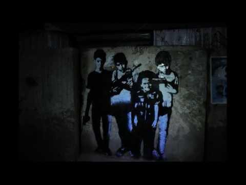 Baghdad graffiti