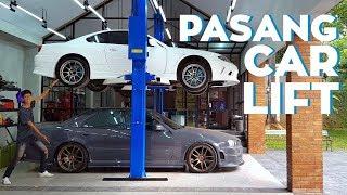 Pasang Lift Untuk Mobil di Garasi?