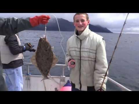Halibut Fishing near English Bay