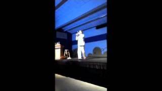 Matthew Gray Gubler: Handless Terry (UNH Lecture)
