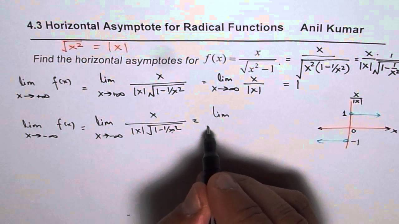 Can you have two horizontal asymptotes for a function youtube can you have two horizontal asymptotes for a function ccuart Gallery