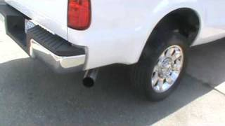 "4"" Turbo-Back Exhaust Straight Piped - Ford 6.4 Powerstroke Diesel Rudys Diesel"