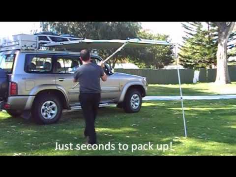 sport brella setup instructions