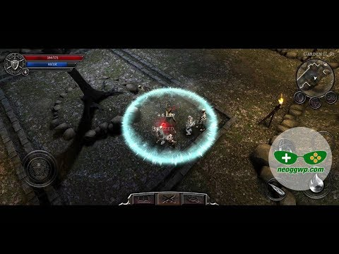 AnimA (Offline) (Android APK) - Action RPG   Hack'n Slash   Gameplay