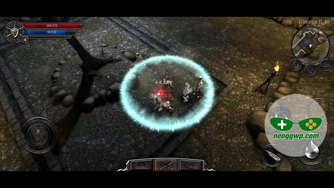 AnimA (Offline) (Android APK) – Action RPG | hack'n slash | Gameplay  #Smartphone #Android
