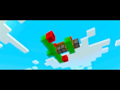 How To Make A Bomber Plane In Minecraft