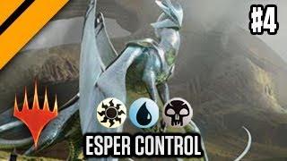 MTG Arena - Top Meta Decks - Esper Control P4