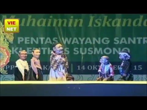 Wayang Golek Santri Ki Enthus - Lucu Abis - Terbaru 2016