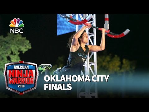 Daniel Gil at the Oklahoma City Finals - American Ninja Warrior 2016