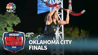 Daniel Gil at the Oklahoma City Finals - American Ninja Warrior 2016