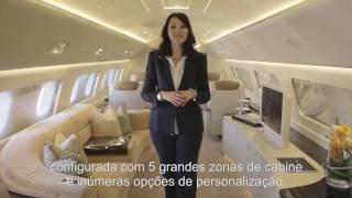 Dubai Air Show - Lineage 1000E