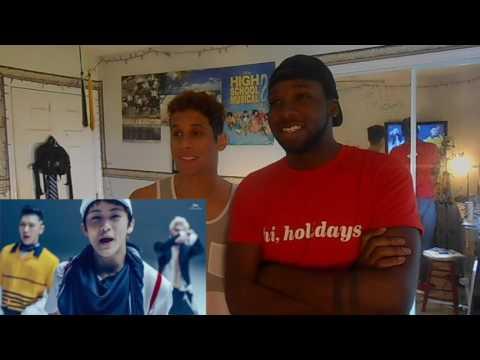 NCT U the 7th sense reaction video