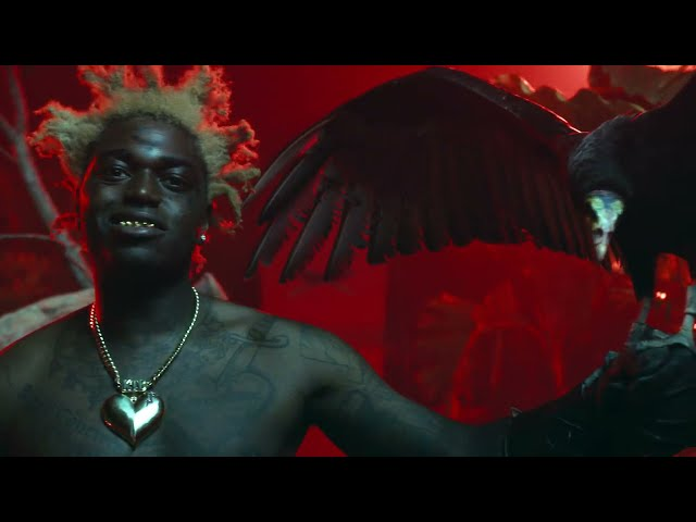 Kodak Black - Before I Go (feat. Rod Wave) [Official Music Video]