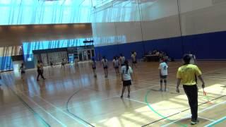 女子組  乘翔體育會對獅子會中學 2015年09月05日 第