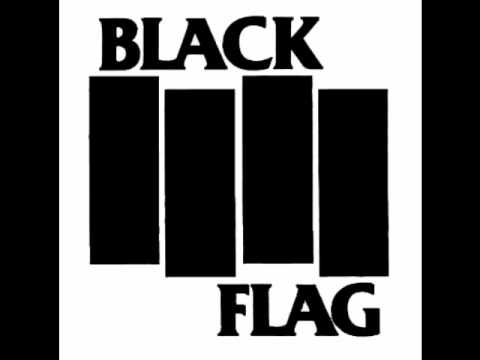 Black Flag - I DON'T CARE