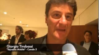 """Giorgio Tirabassi porta il commissario Ardenzi in """"Squadra Mobile"""" TVZoom.it"""