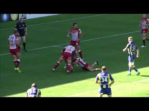Warrington Wolves v Catalans Dragons, 12.08.17