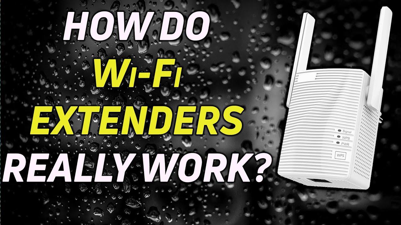 How Do Wi-Fi Range Extenders Really Work?