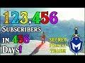 123,456 Subscribers in 456 Days! SECRET Project REVEAL TEASE! Mety's Heroes GIVEAWAY! in Zelda BotW