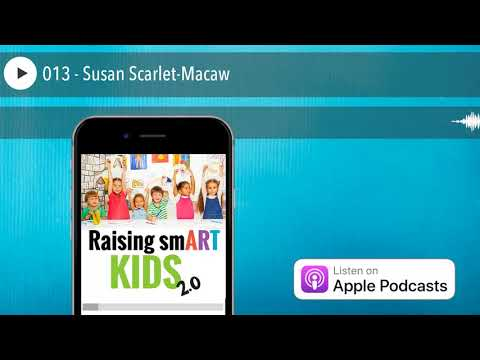 013 - Susan Scarlet-Macaw