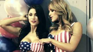 Arianny Celeste and Brittney Palmer ~ FHM UK May 2013