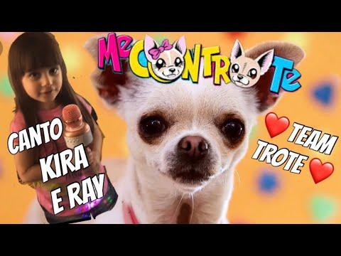 ME CONTRO TE!!! CANTO LA NUOVA CANZONE - KIRA E RAY!!!