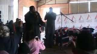 Thuso Motaung In Zoopjesfontein