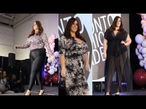 The HOTTEST Plus-Size Fashion Show 2019 [All About Women Show]  | .http://bit.ly/2MFPP4N