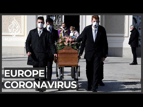 Coronavirus Pandemic: Europe Health Systems Under Extreme Pressure