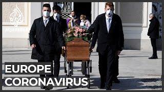 Coronavirus pandemic: Europe health systems under extreme pressure