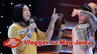 Vloggers na Mag-jowa | Bawal Judgmental | December 10, 2019