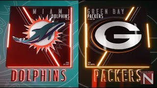 Miami Dolphins vs Green Bay Packers  Madden 19 Full Game Simulation Nation