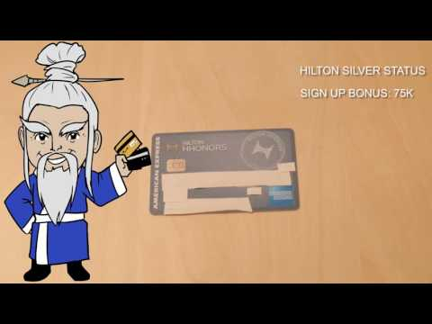 Hilton Hhonors American Express Review