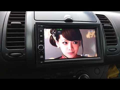 Магнитола на Андроиде, Мультируль и регистратор от Сяоми с Али в Nissan Note Comfort.