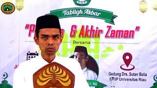 Stand up Comedy bertujuan Dakwah oleh Ust  Abdul Somad