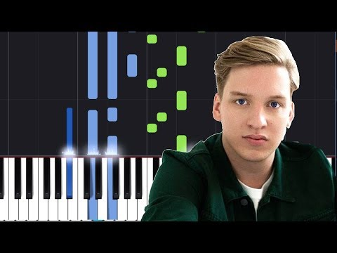 "George Ezra - ""Shotgun"" Piano Tutorial - Chords - How To Play - Cover"