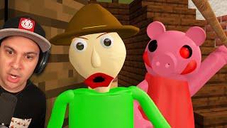 PIGGY vs BALDI...